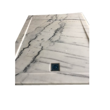 Shower Tray Square Guangxi White Shower Tray