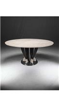 Alices- Rosa Portogallo Marble Table