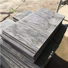Flamed Green Quartzite Natural Stone Paver