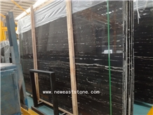 Cheap China Silver White Dragon Marble Slabs Price