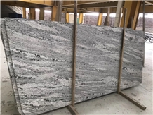 Juparana Grey Granite Sandblasted Tile,Ash Grey