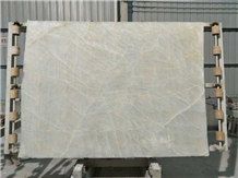 Our Own Factory Ice Age White Slabs 1.8cm Polished