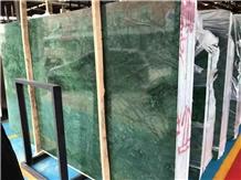 Verde Fantastico Marble Slabs& Tiles