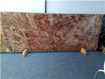 Rustic Red Marble Slabs, Tiles