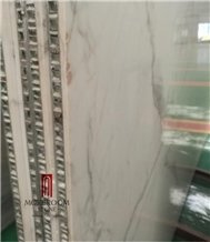 Natural Stone Honeycomb Panels Marble Sample