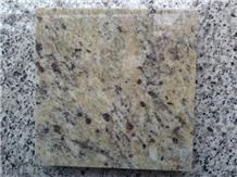 Giallo Venus Granite Polished Honed Tiles Slabs