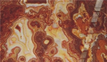 Tiger Onyx Polished Home Bathroom Slabs Tiles
