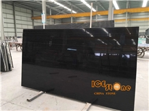China Black Wood Serpenggiante Marble Slabs Tiles