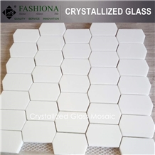 Artificial Crytallized Glass Mosaic,High Gloss & Polished