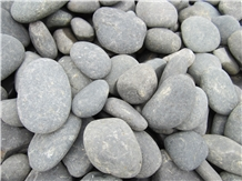 Grey Washed River Pebble Stone