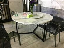 Calacatta Gold Stone Reception Desk/Coffee Tables