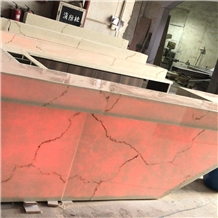 Translucent Custom Interior Bar Top