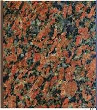 Red Aswan Granite Tiles, Slabs