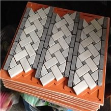 Marble Mosaic Border Price for Floor Decoration