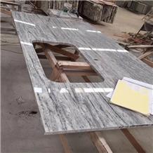 Supreior River White Granite Countertop