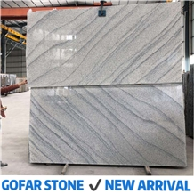 High Glossy Viscont White Granite Slabs,Wall Tiles