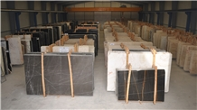 Turkish Marble Slabs and Tiles