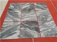 Italy Carrara Grey Marble Slabs Tiles for Walling