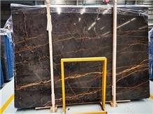 Nero St Laurent Marble Slabs,Tiles,Floor,Walling