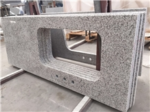 China Cheap Grey Granite Kitchen Countertops