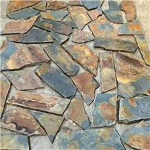 Rust Slate Culture Stone
