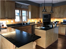 Churchill Soapstone Kitchen Countertop
