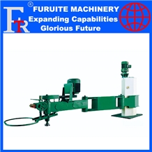 Hand Manual Stone Board Polishing Grind Machine