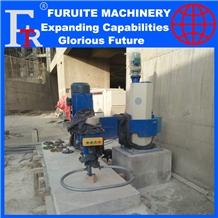 Rotary Surface Grinding Machine Manual Polishing