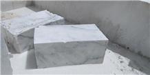 Naya White Marble Blocks