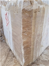 Coffee Travertine Blocks
