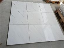 White Marble Tiles 60x60x1.2/2cm
