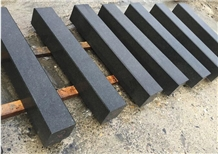 Chinese Fuding Black Granite G684 Curb Stone