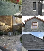 Gray Colour Culture Ledge Stone