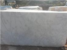 Mugla White Marble Blocks from Own Quarry