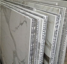 Porcelain Honeycomb Panels for Curtain Wall