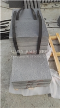 G654 Granite .Gray-Black Granite .Gray Granite