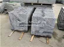 Wave Sand Granite.Gray-Black Granite .Gray Granite