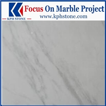 Lincoln White Marble Wall Flooring Tiles