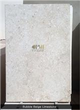 Bubble Beige Limestone from Pakistan