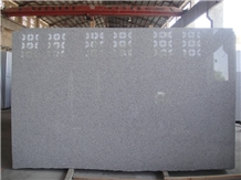 New G603 Granite Slabs Hubei China Grey Polished