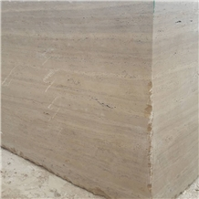 Noce Travertine Block, Iran Beige Travertine