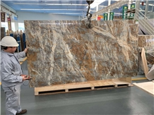 Blue Jeans Marble Slab Polished (Own Factory)