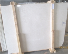 Light Beige Marble Slabs