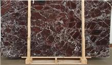Rosso Levanto Marble Slabs