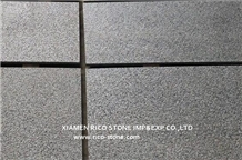 China Hainan G654 Black Granite Tiles & Slabs