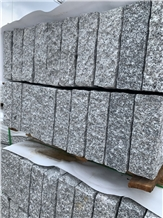 G603 Granite Palisades with 6 Sides Pineappled