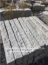 G603 Grey Granite Garden Palisade Pineappled