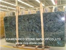 Lemurian Blue Granite Tiles&Labradorite Blue Slabs