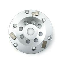 Diamond Segments Pcd Grinding Cup Wheel