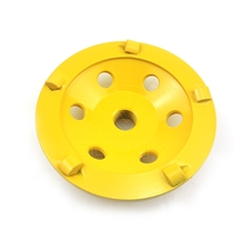 Pcd Diamond Grinding Cup Wheel for Epoxy Floor